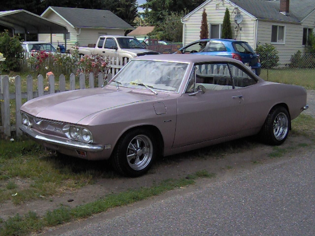 Another crazywillie1 1968 Chevrolet Corvair post... - 14661497