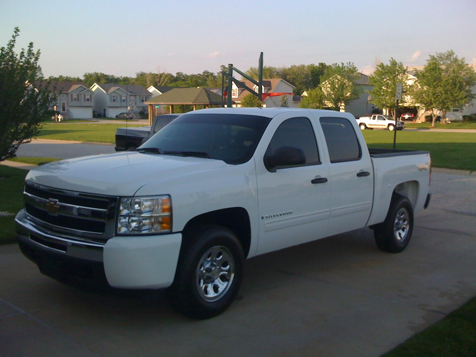aj misch 2009 chevrolet silverado 1500 crew cab specs. Black Bedroom Furniture Sets. Home Design Ideas