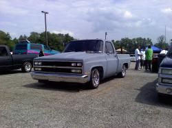 bigboycustomzs 1983 Chevrolet C/K Pick-Up