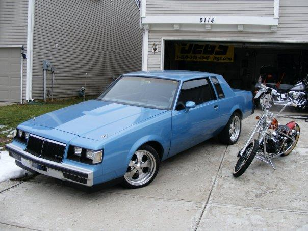 justingn 1986 Buick Grand National Specs, Photos, Modification Info ...
