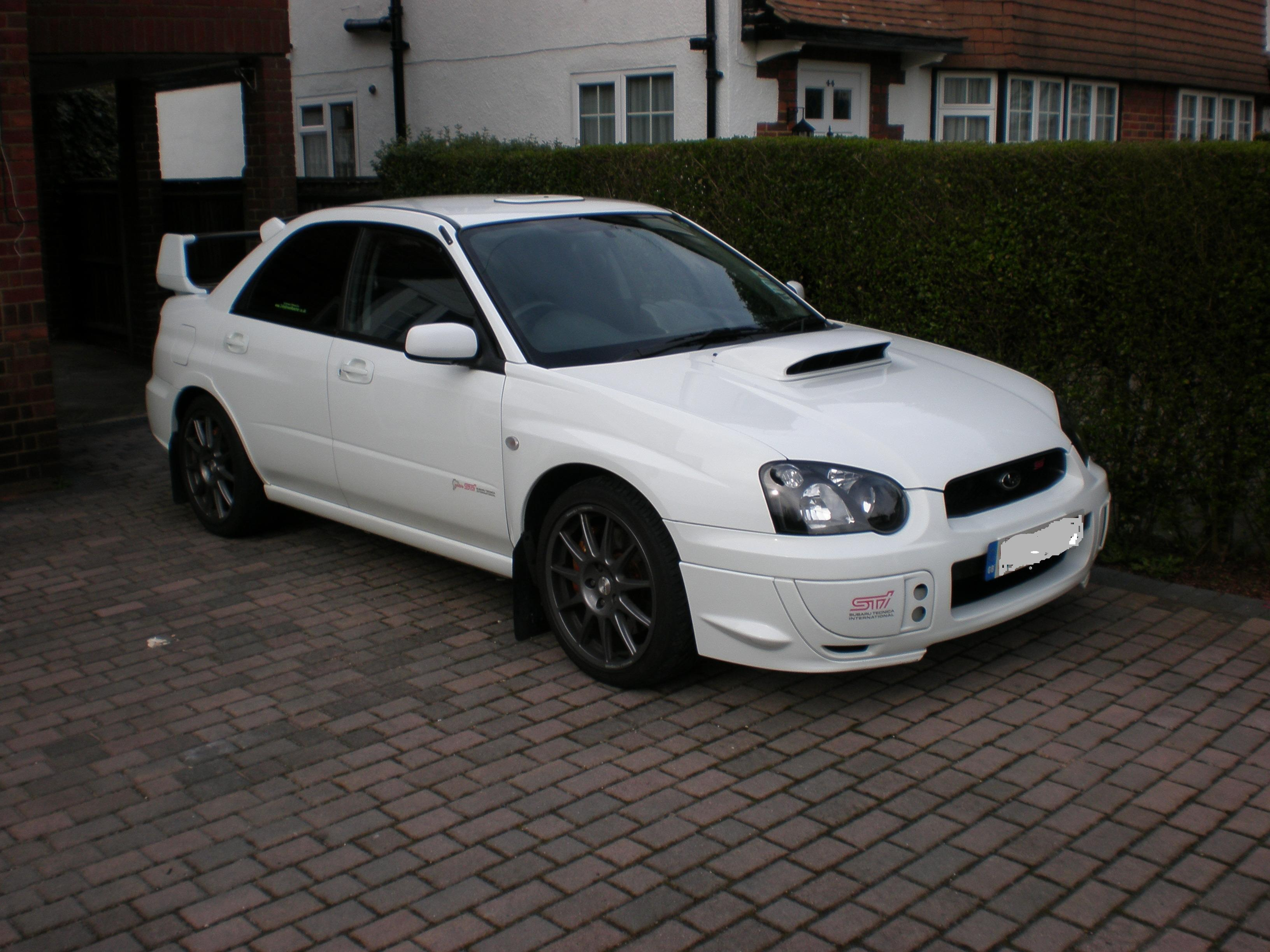 dantastic 2005 subaru imprezawrx sti sedan 4d specs. Black Bedroom Furniture Sets. Home Design Ideas