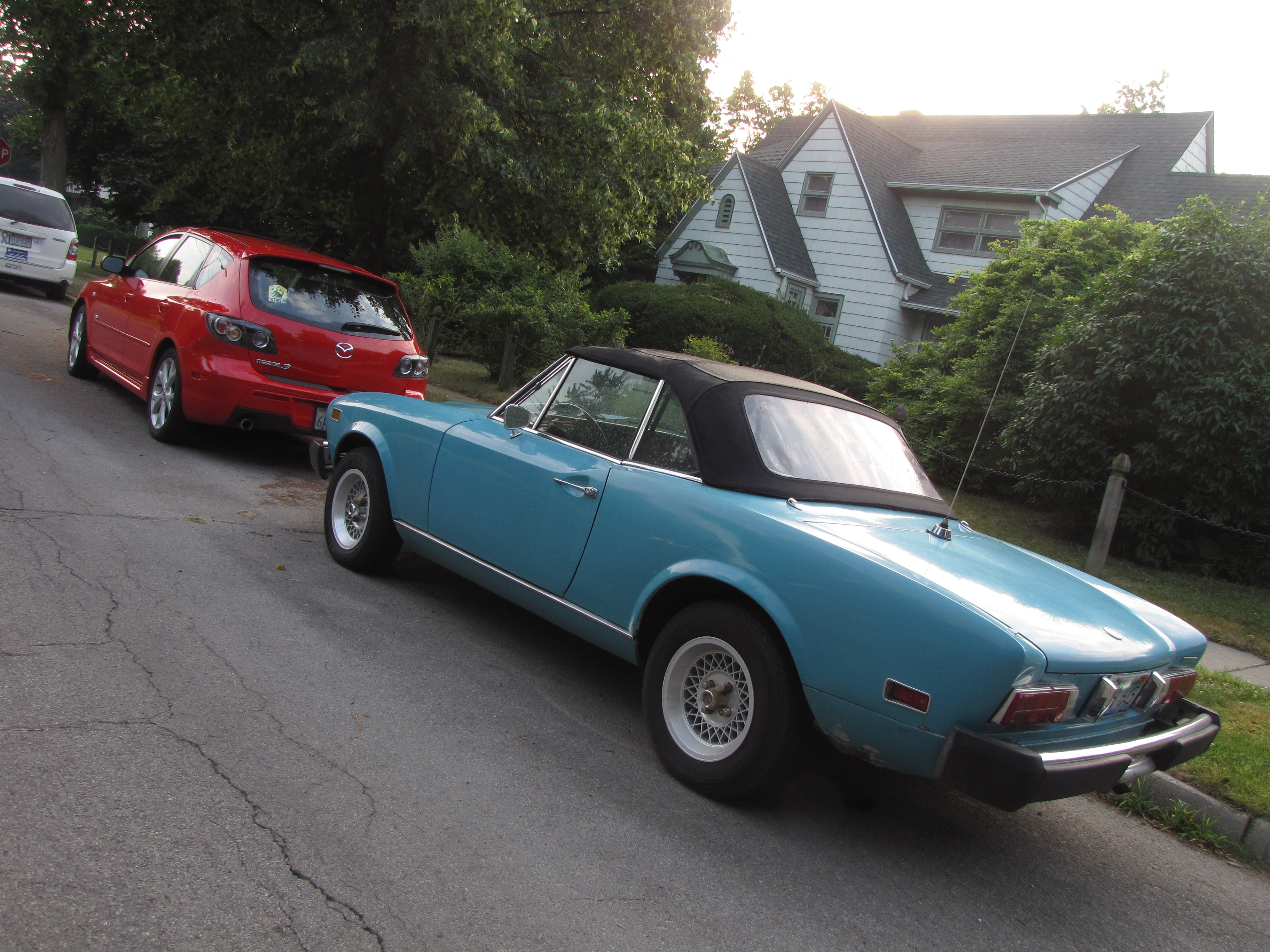 Redfoxcb9 1975 Alfa Romeo Spider Specs Photos Modification Info At 156 Wiper Motor Wiring Diagram