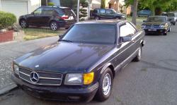 king0ace 1985 Mercedes-Benz 500SEC