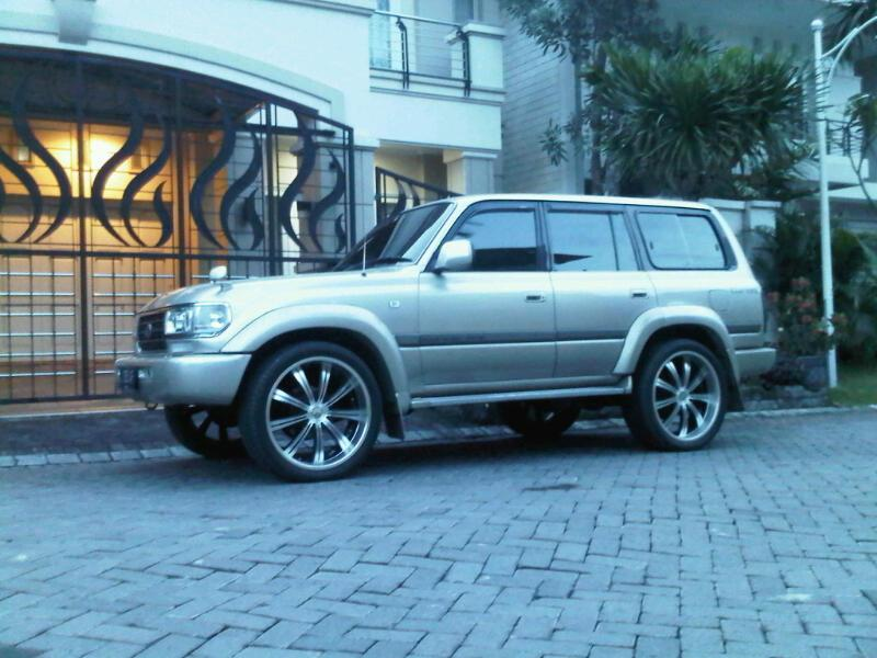 cruiserjimbon's 1995 Toyota Land Cruiser