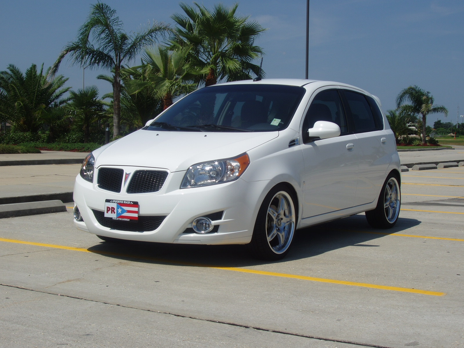 Toyoguy 2009 Pontiac G3 Specs Photos Modification Info
