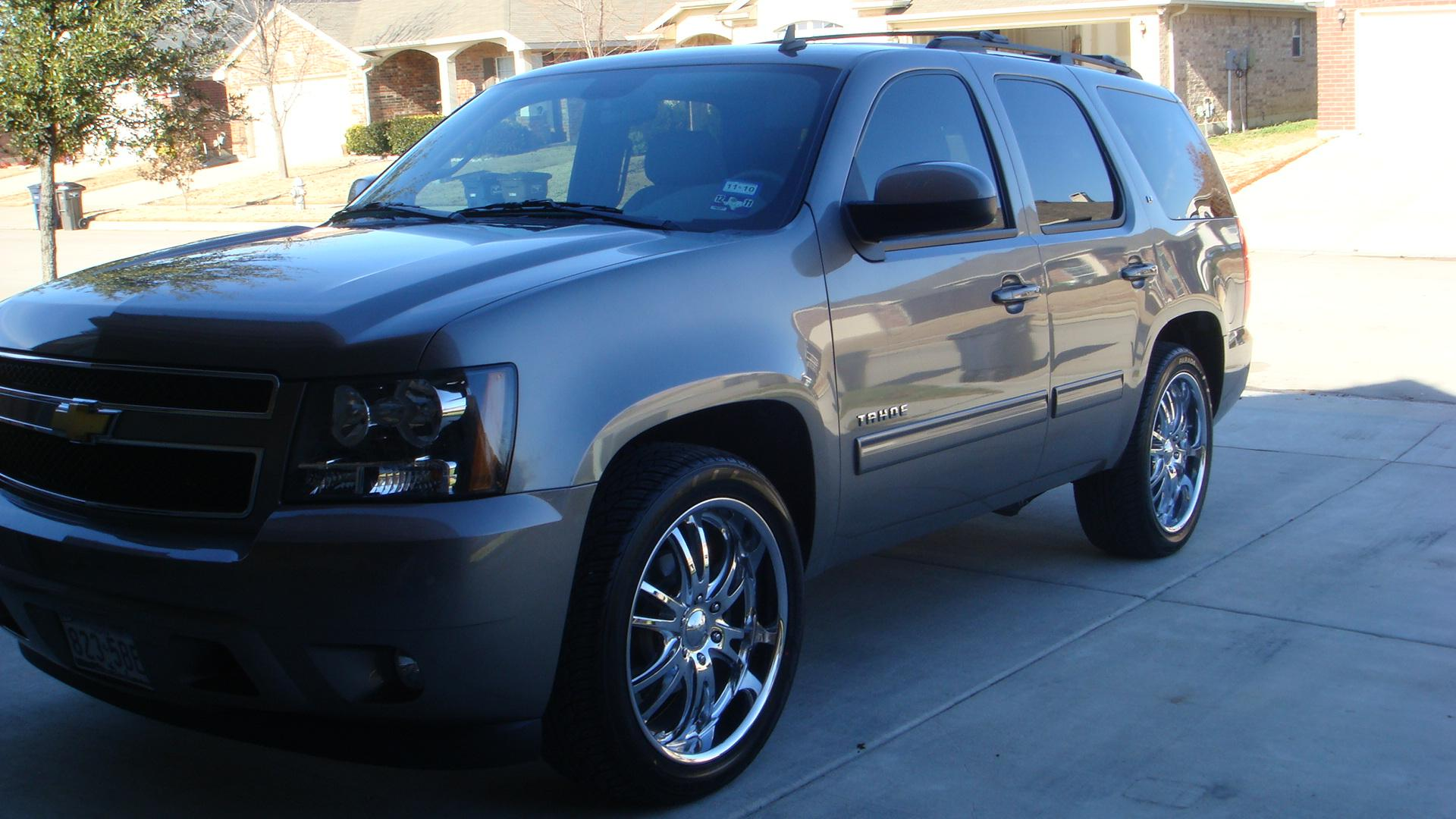 ryga 2009 chevrolet tahoe specs photos modification info at cardomain. Black Bedroom Furniture Sets. Home Design Ideas