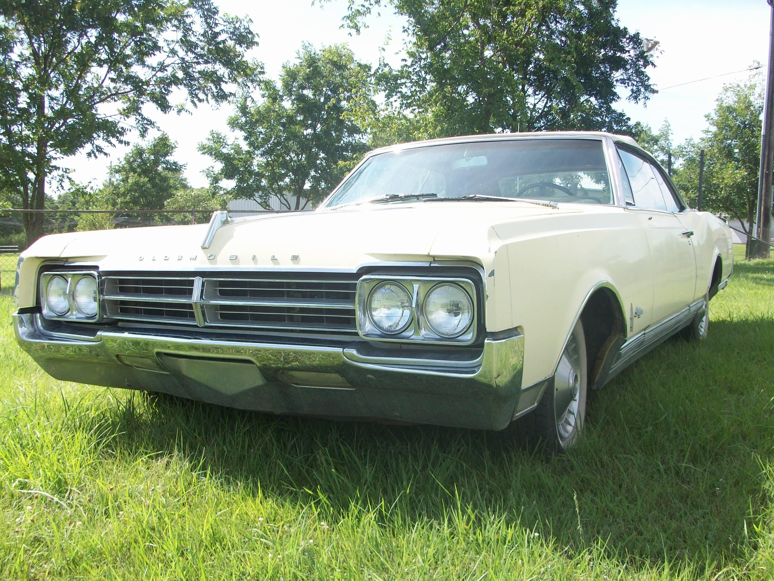 Another kcb 1965 Oldsmobile Starfire post... - 14665156