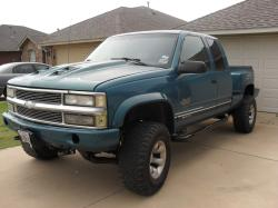 dlu75s 1997 Chevrolet Silverado 1500 Extended Cab