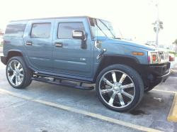 GOLDENNUGGETPAWNs 2007 Hummer H2