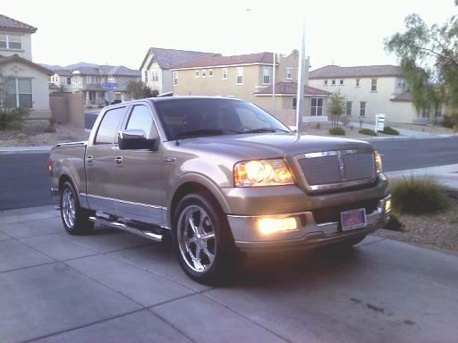Another rodriguez702 2006 Lincoln Mark LT post... - 14666081