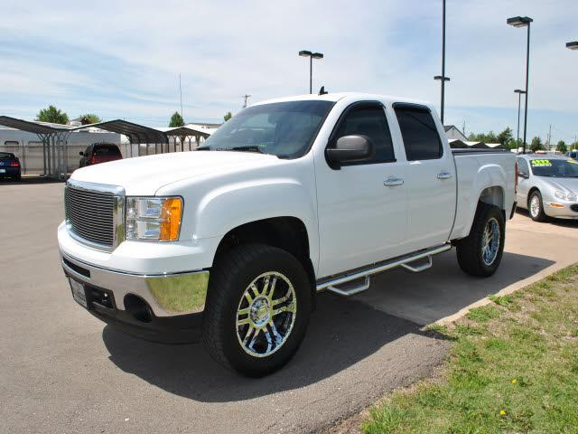 Another CLASSIC_87 2009 GMC Sierra 1500 Crew Cab post... - 14666131