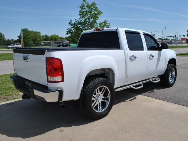 Another CLASSIC_87 2009 GMC Sierra 1500 Crew Cab post... - 14666132