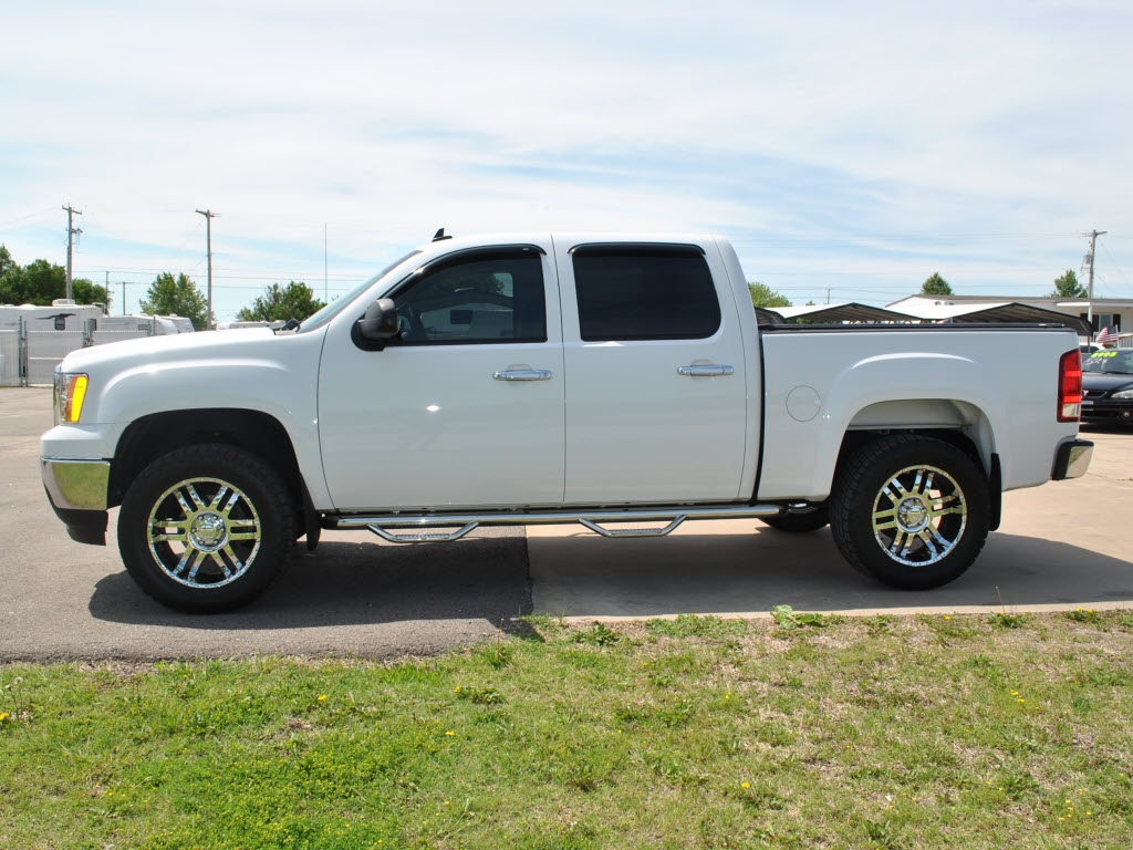 Another CLASSIC_87 2009 GMC Sierra 1500 Crew Cab post... - 14666133
