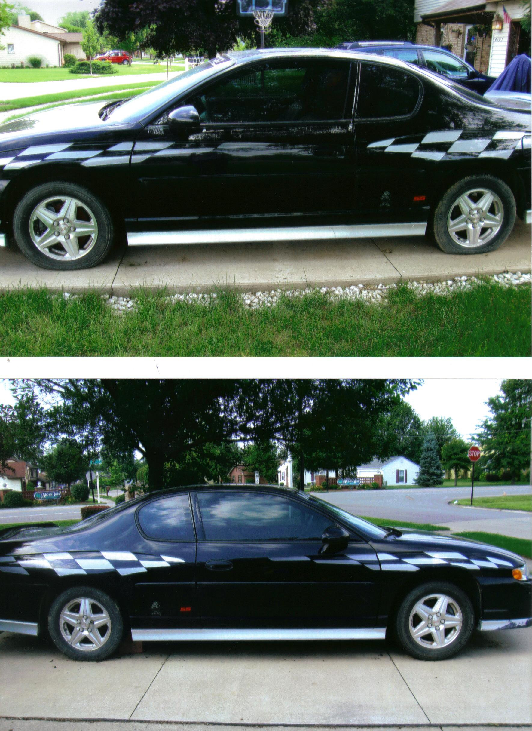 hturtthe 2001 chevrolet monte carloss coupe 2d specs. Black Bedroom Furniture Sets. Home Design Ideas