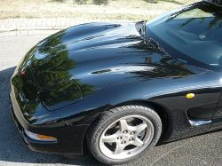blackvettealexs 1997 Chevrolet Corvette