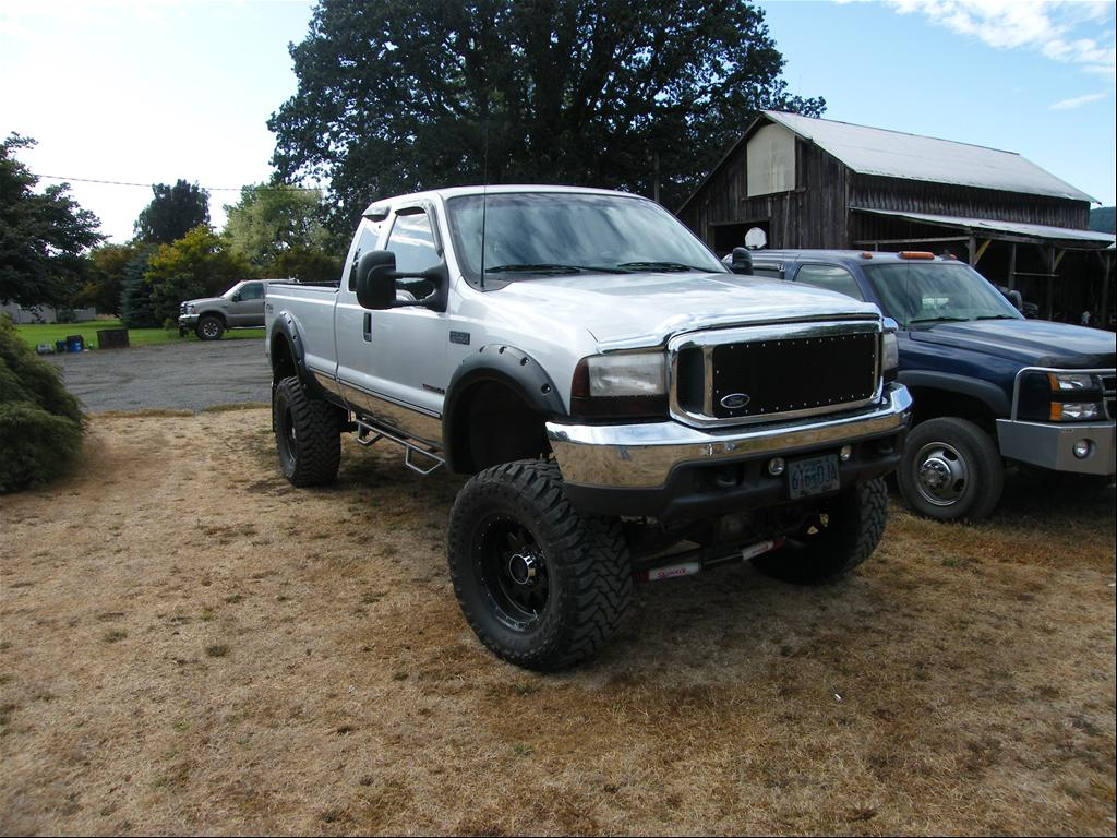 1999 Ford F250 Super Duty Super Cab - springfield, OR owned by ...