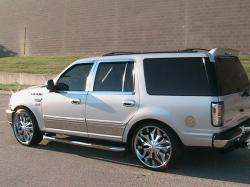 ManixBishop 1998 Ford Expedition