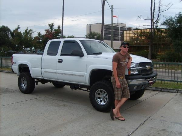 "2004 Chevrolet Silverado 1500 Extended Cab ""white power"" - pass ..."