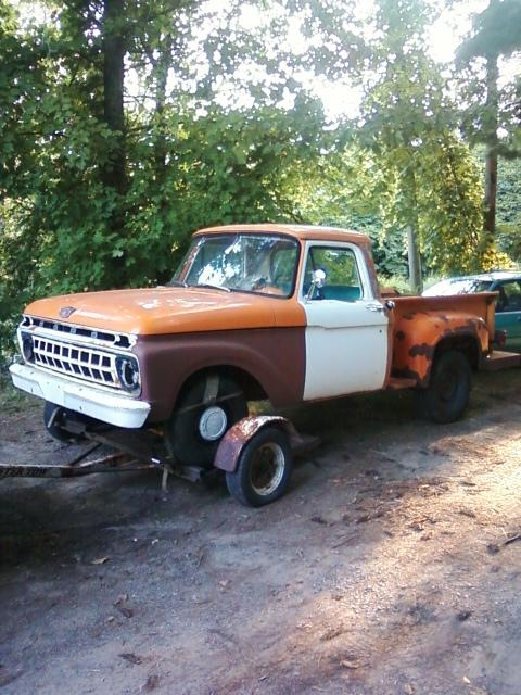 1965 Ford F150 Regular Cab