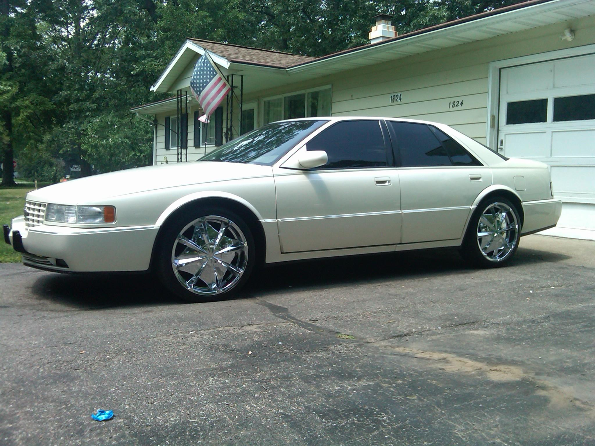salvarez 1996 Cadillac STS Specs Photos Modification Info at