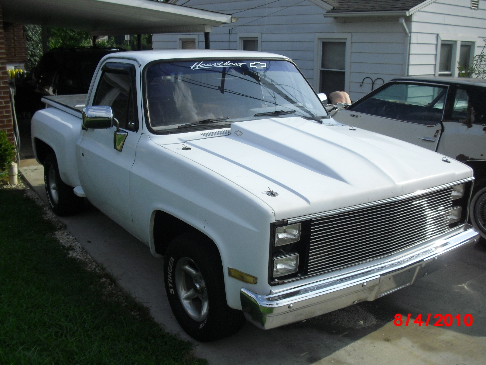 Ghost121086 1984 Chevrolet C/K Pick-Up