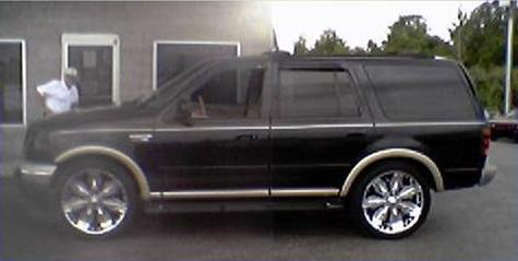 subaru-offroad 1998 Ford Expedition