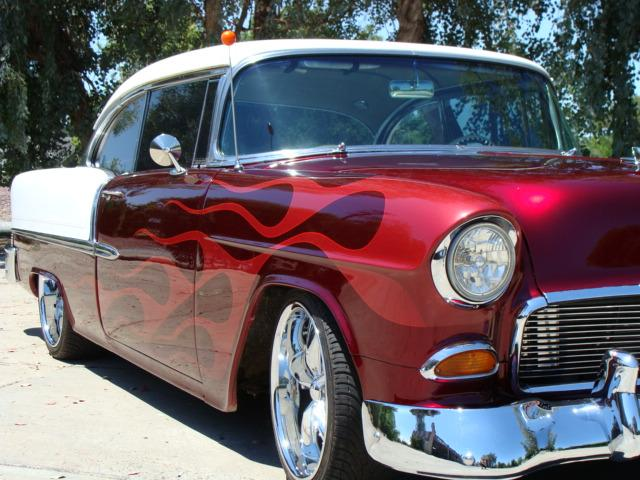 Another MONOTRIBES 1955 Chevrolet Bel Air post... - 14666966
