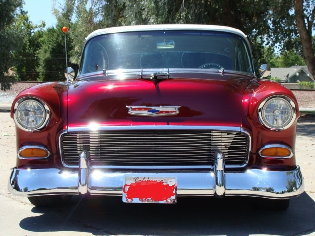 Another MONOTRIBES 1955 Chevrolet Bel Air post... - 14666969