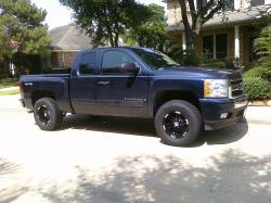 KevK1500s 2008 Chevrolet Silverado 1500 Extended Cab
