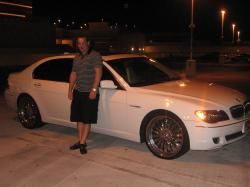 SteveBasss 2006 BMW 7 Series