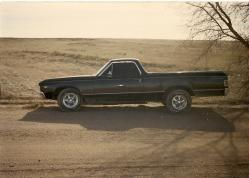 tyrone472s 1967 Chevrolet El Camino