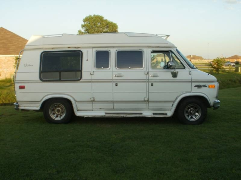 1992 chevy g20 van submited images