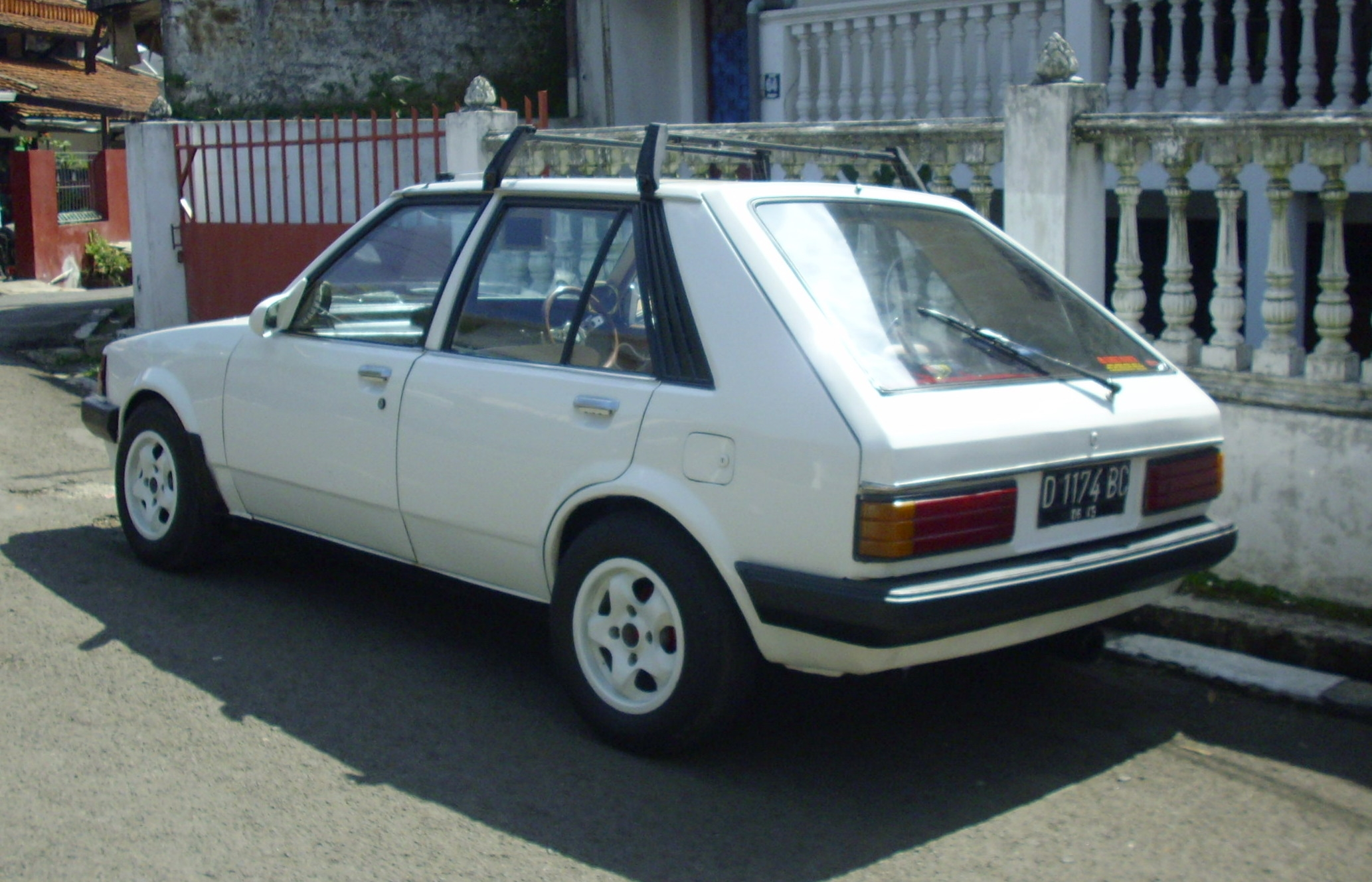 Another adhanada 1983 Mazda 323 post... - 14670714