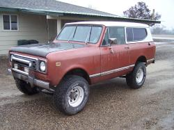 idaho-cowboy-77s 1977 International Scout II