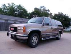 JQUICK2107s 1993 GMC Suburban 1500