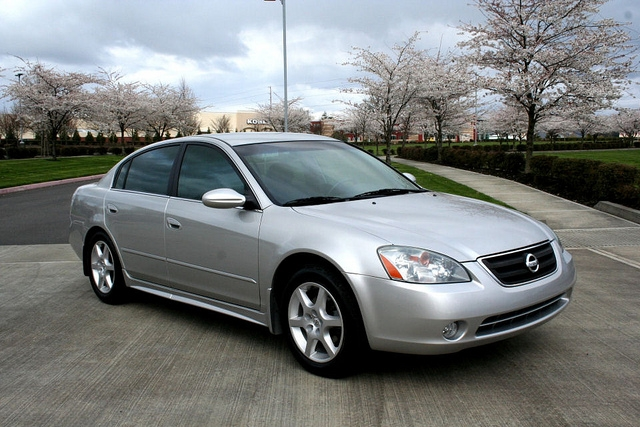 LordBear 2003 Nissan Altima3.5 SE Sedan 4D Specs, Photos ...