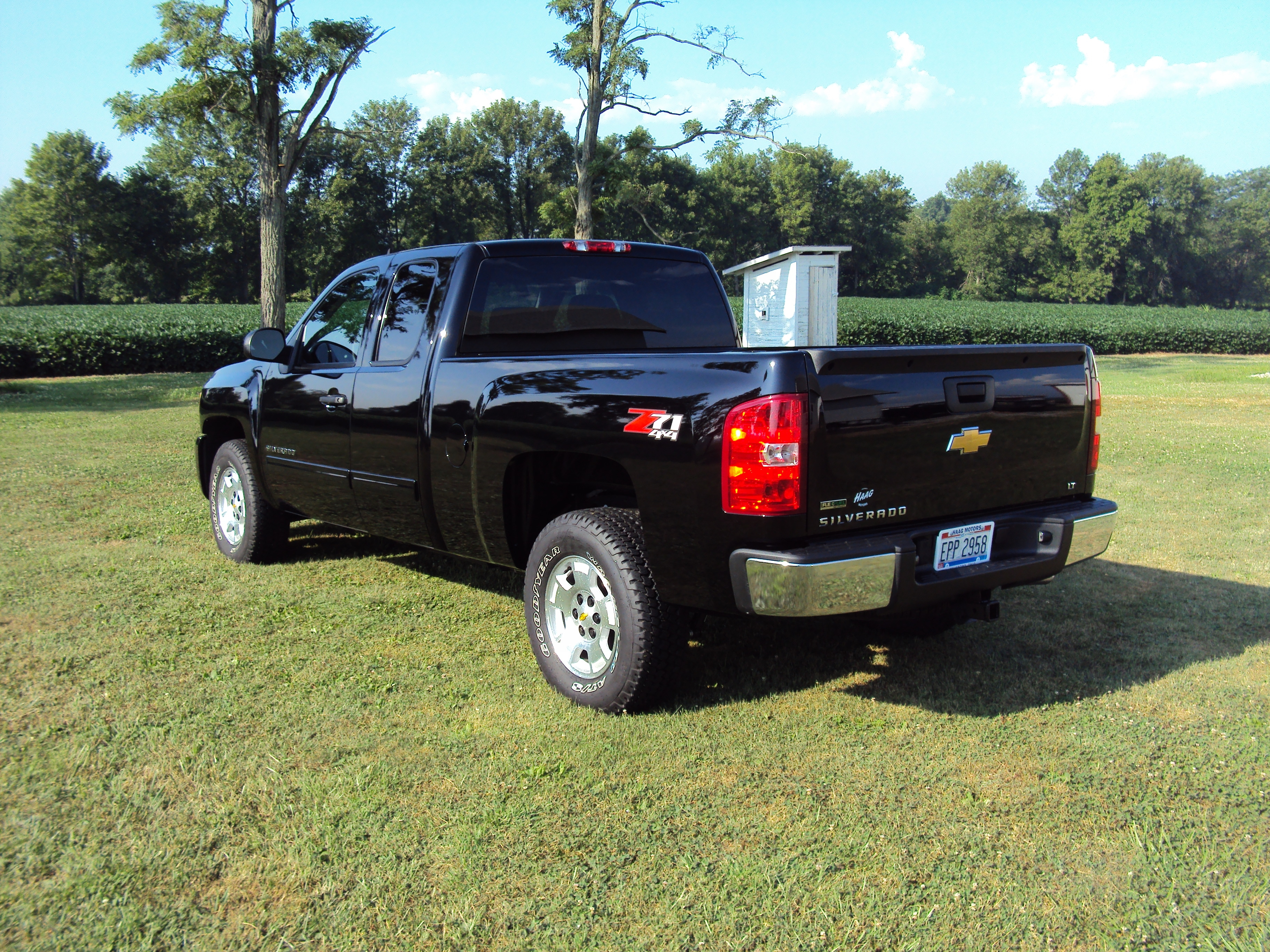 Another JonCollins 2010 Chevrolet Silverado 1500 Extended Cab post... - 14671977