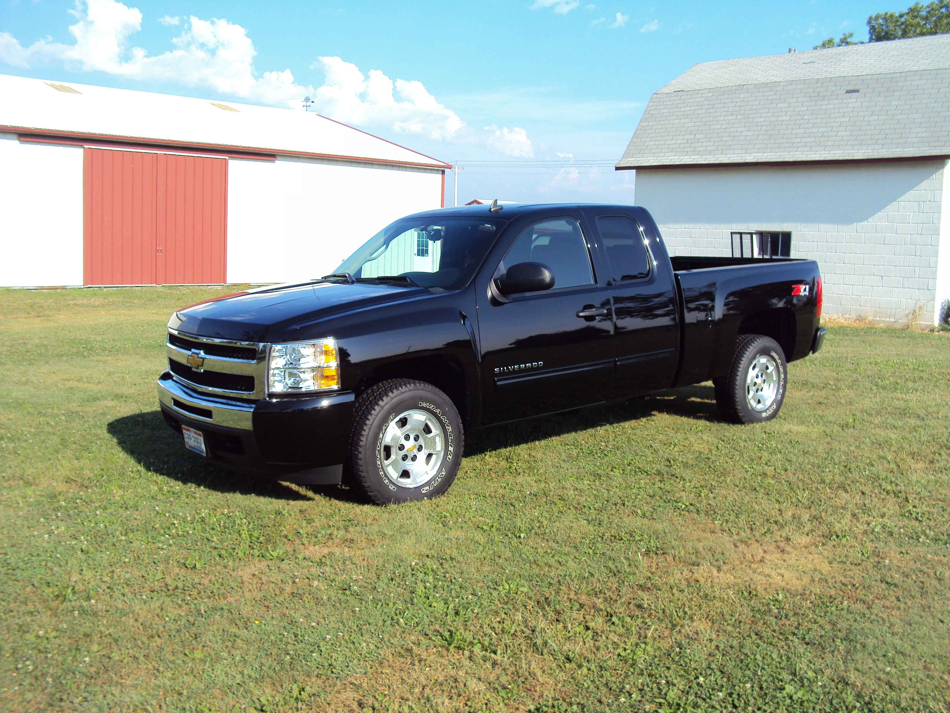 Another JonCollins 2010 Chevrolet Silverado 1500 Extended Cab post... - 14671979