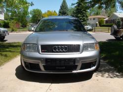 dreadlocks 2003 Audi RS 6