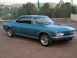 lior_baruch 1968 Chevrolet Corvair