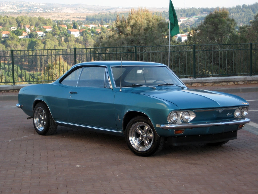 1968 Chevrolet Corvair Monza Related Infomation