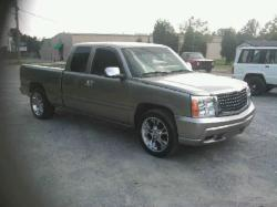 chris1goinss 2000 Chevrolet Silverado 1500 Regular Cab