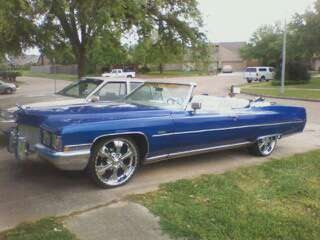 Another waski72 1972 Cadillac DeVille post... - 13847033
