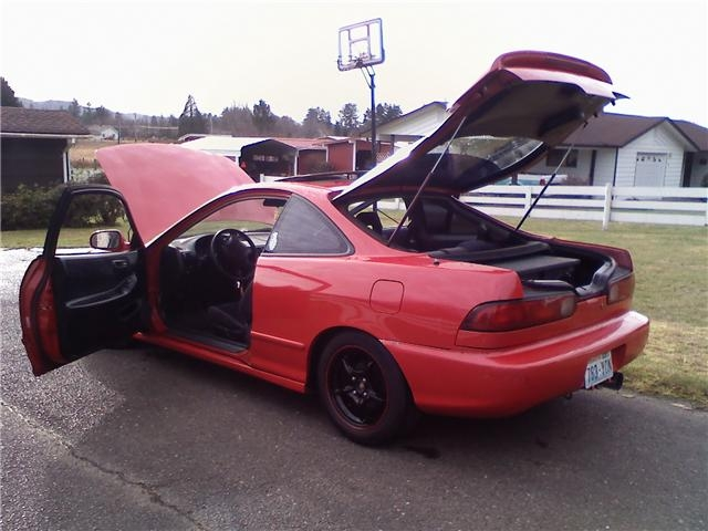 Another fbuezzypimpin69 1996 Acura Integra post... - 13850657