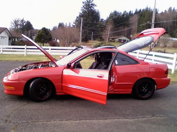 Another fbuezzypimpin69 1996 Acura Integra post... - 13850658