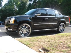 h8dcuttygirls 2008 Cadillac Escalade