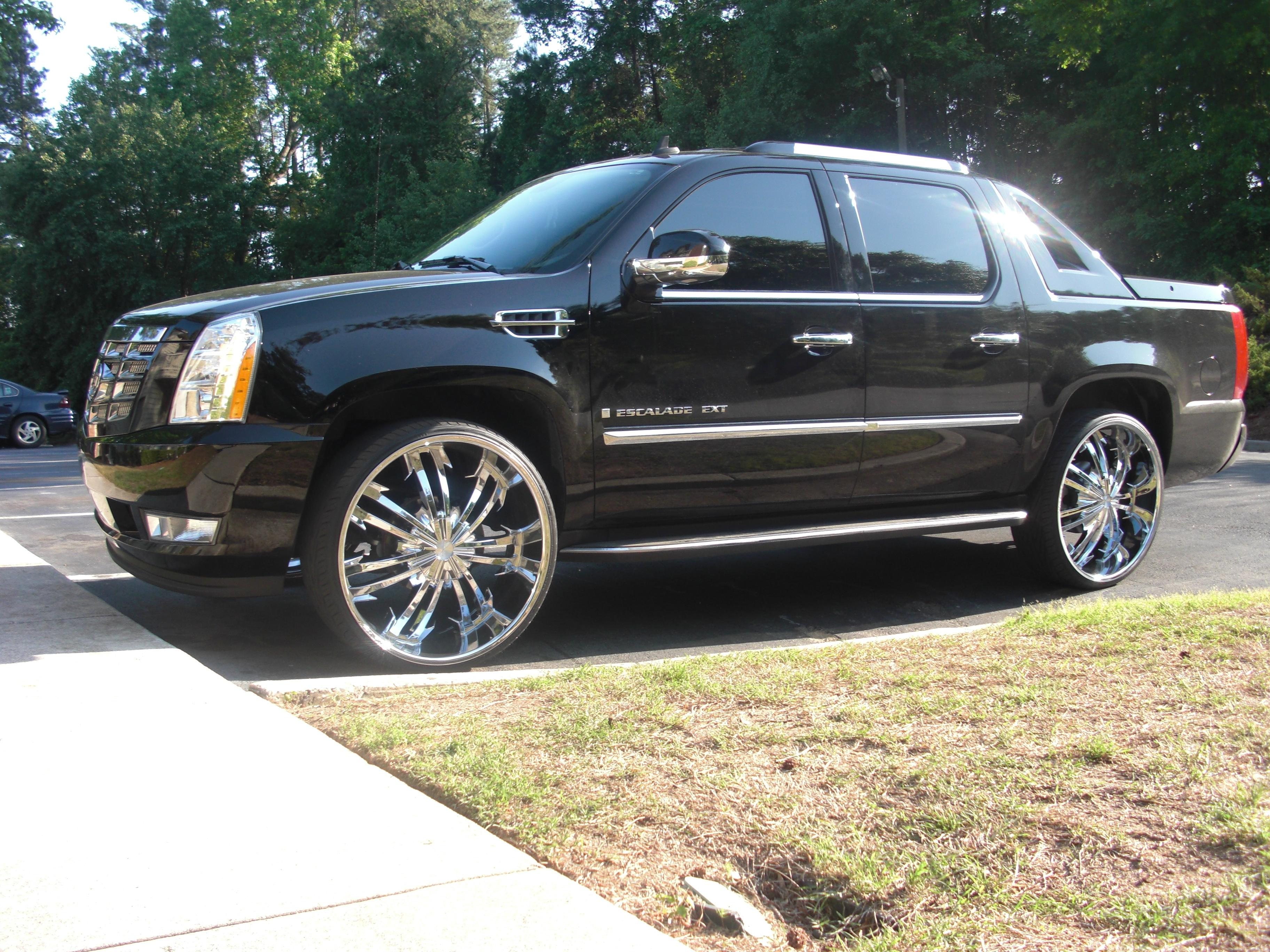 h8dcuttygirl 2008 cadillac escalade specs photos. Black Bedroom Furniture Sets. Home Design Ideas