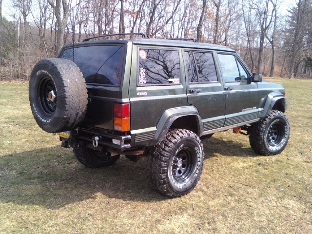 Another Gobbs_stopper 1996 Jeep Cherokee post... - 13849440