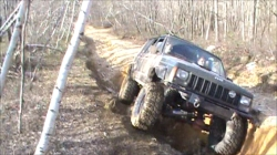 Gobbs_stoppers 1996 Jeep Cherokee