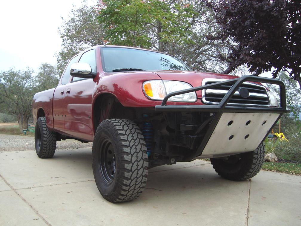 The-Dean-Of-Mean's 2000 Toyota Tundra Access Cab